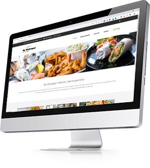 Website presentatie De Viskoepel Borne
